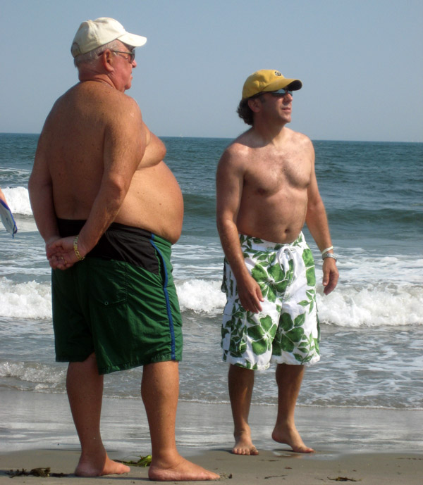 Honey, Am I As Fat As This Guy  I Could Cry But I Dont -6455