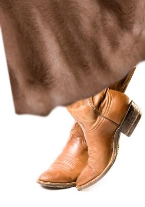 fur_coat_cowboy_boots