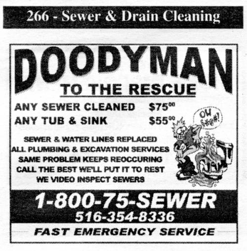 doodyman
