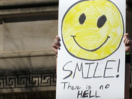 smile-there-is-no-hell