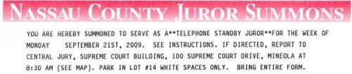Jury-duty