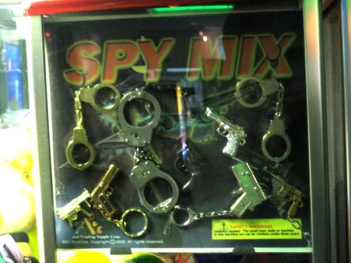 spy-mix