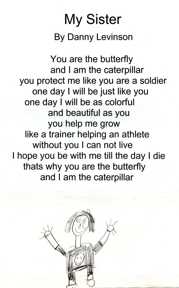 older sister poems that make you cry - photo #13