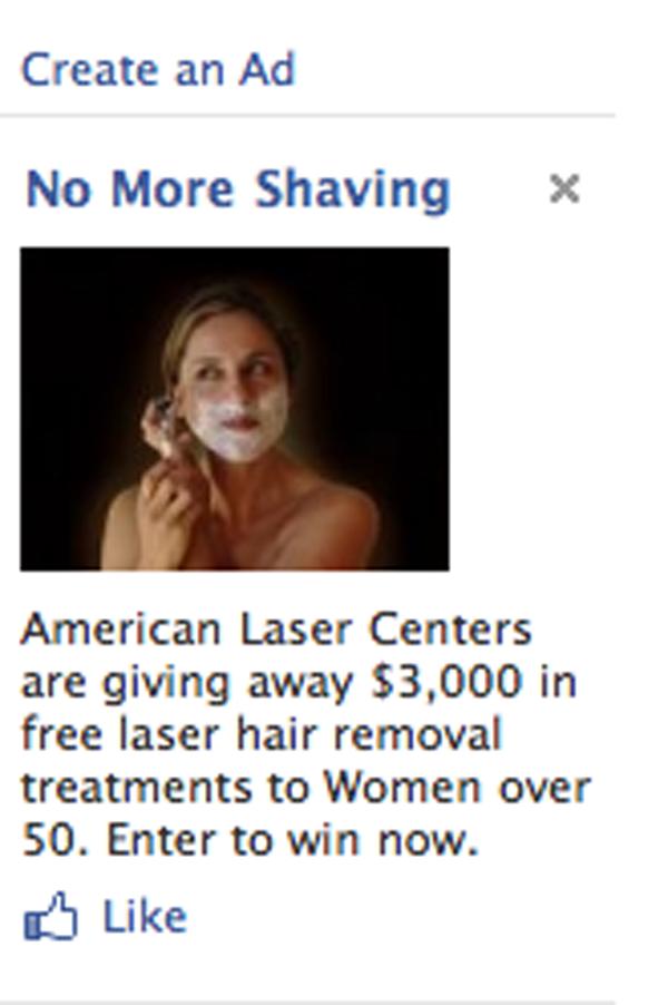 no more shaving