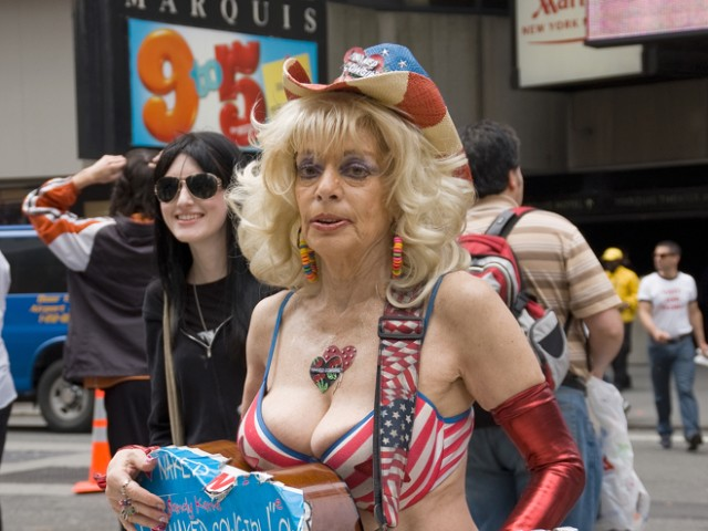 Naked Cowboy sues Mars for 65m - World - smhcomau