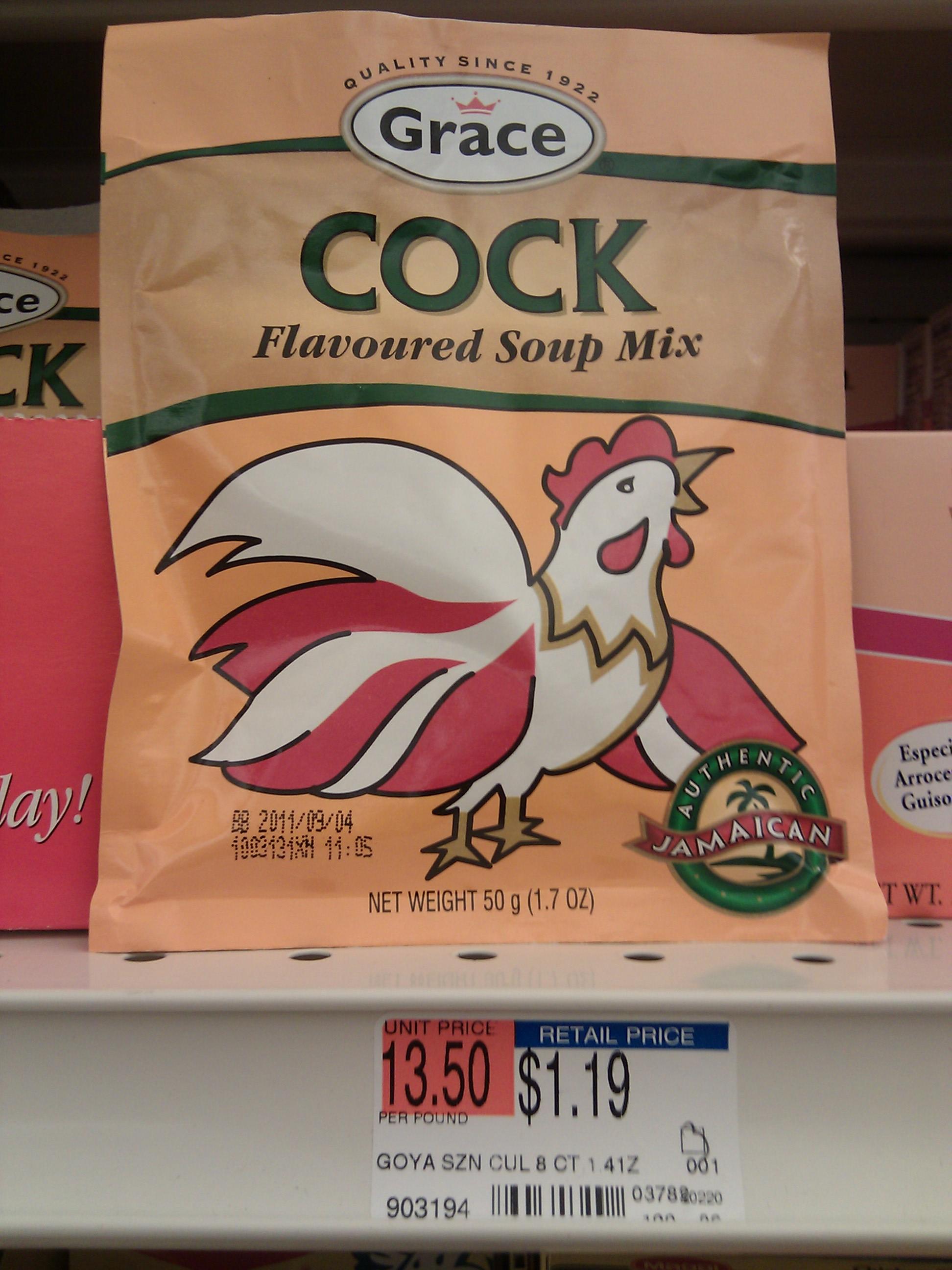 Thong grace cock soup mix woman young girl